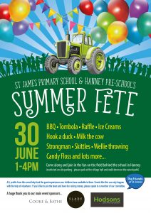 School Summer Fete